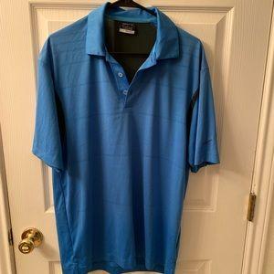 Nike Golf Polo Shirt Size Medium